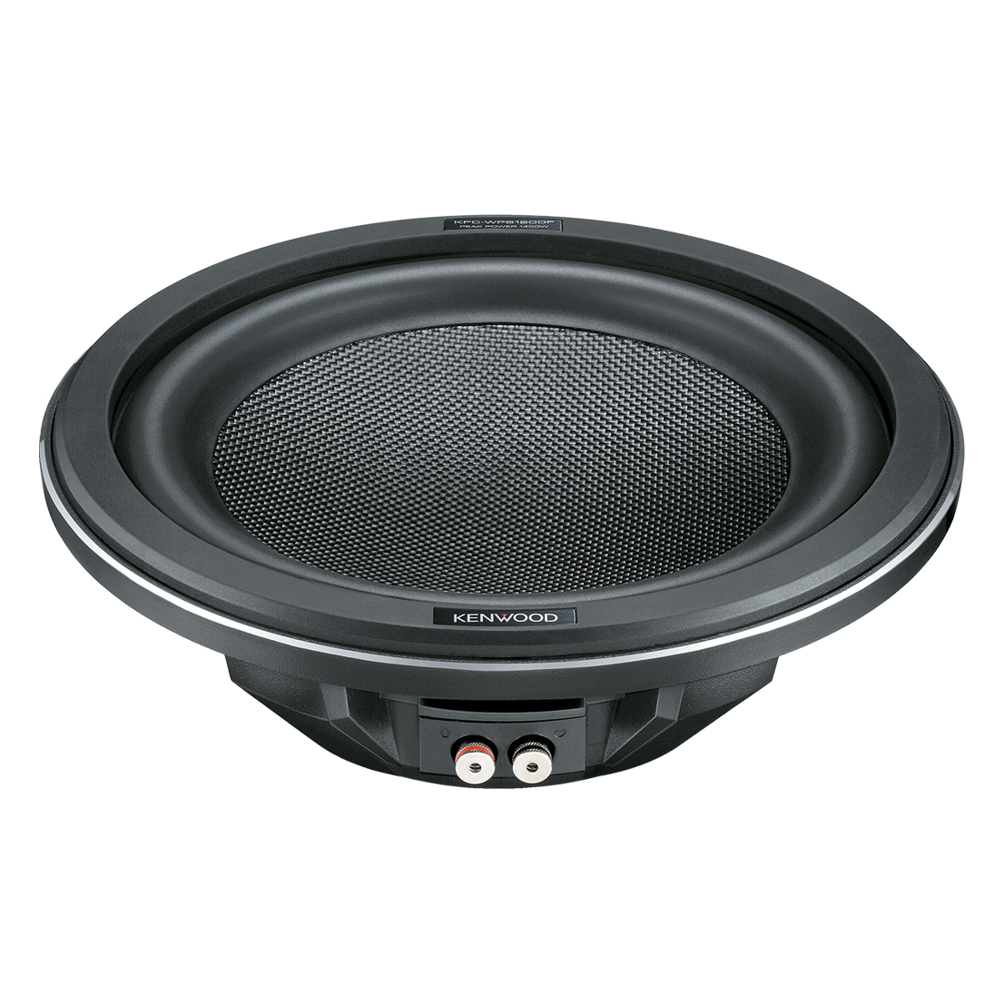"KENWOOD 10"" ""SLIM""-SUBWOOFER"