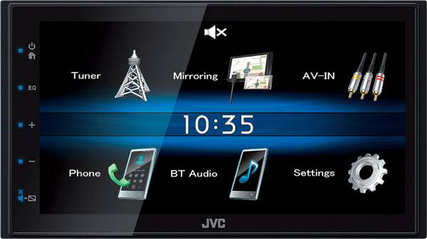 JVC KWM25BT multimediasoitin